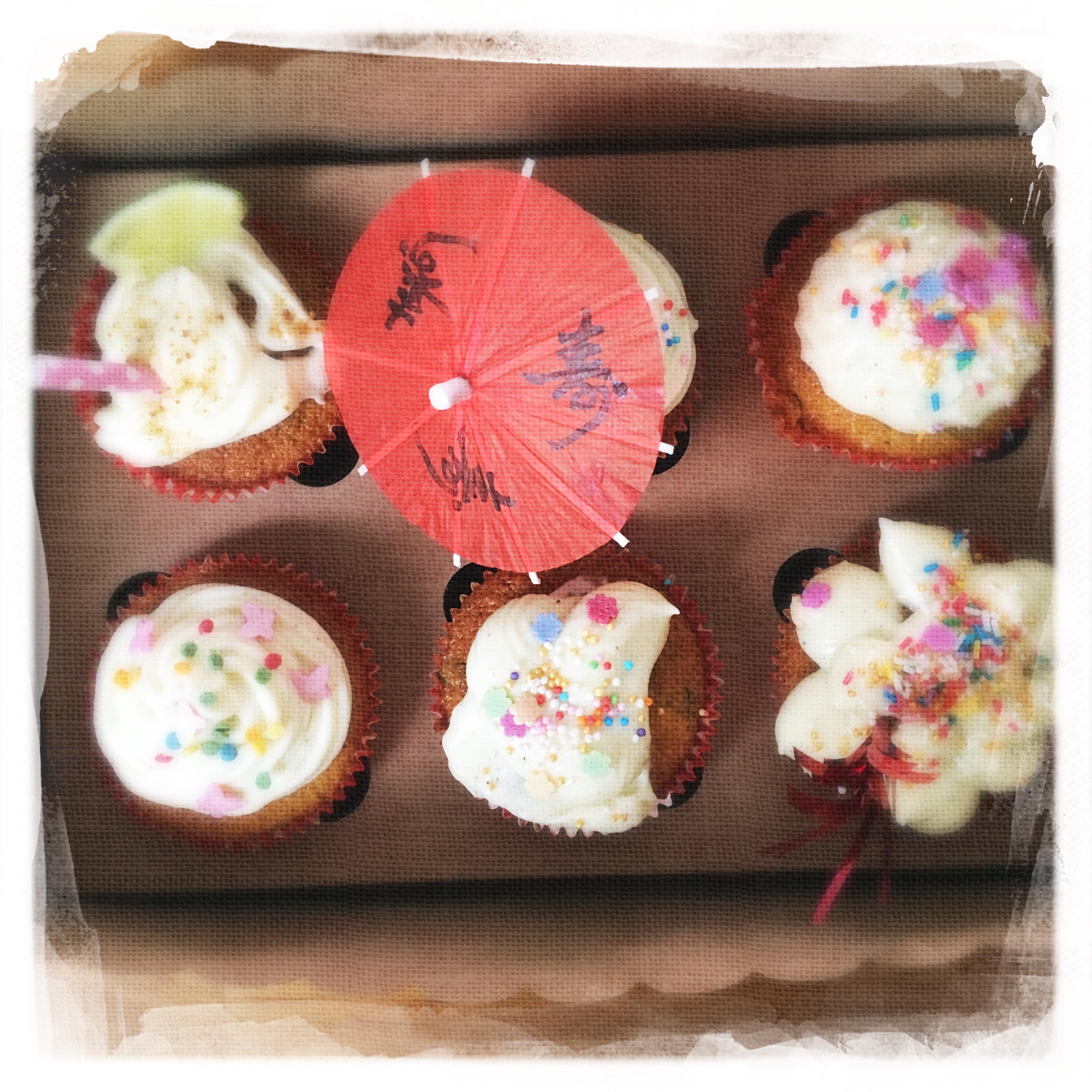 Cours Cupcakes Mojito IX