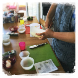 Cours Cupcakes Mojito I