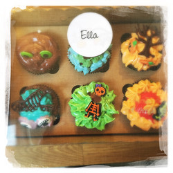 Cupcakes de la Mort XXV