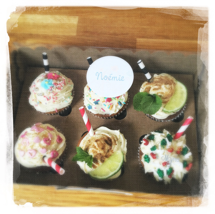 Cours Cupcakes Mojito XIV