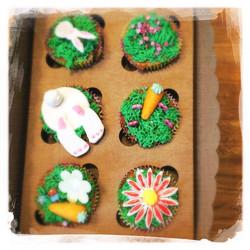 Cours Cupcakes de Pâques n°2 V