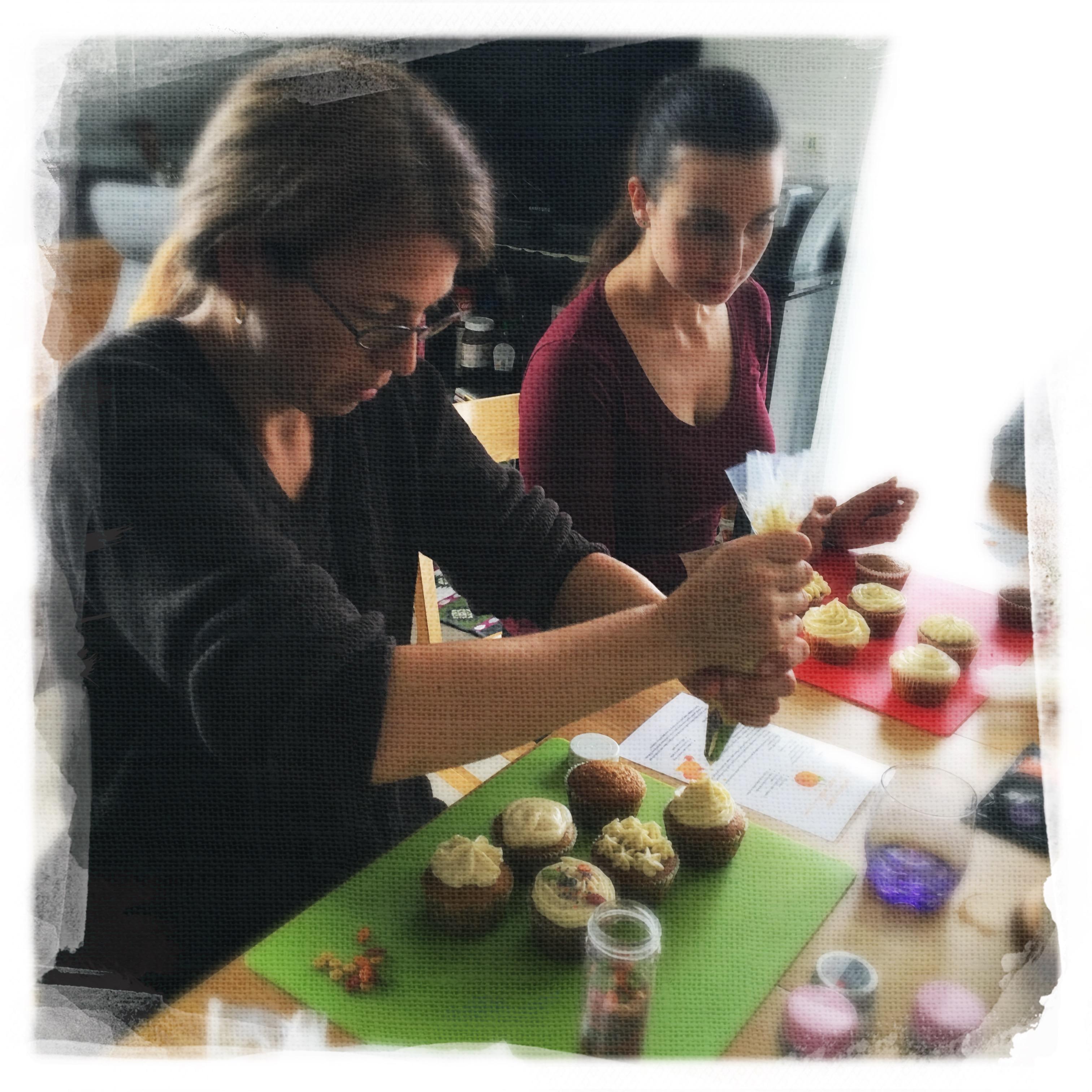 Cupcakes Potiron/Sirop... 2 IX