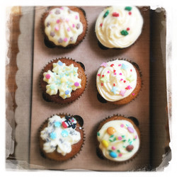 Cours Cupcakes Potiron/... XXXI