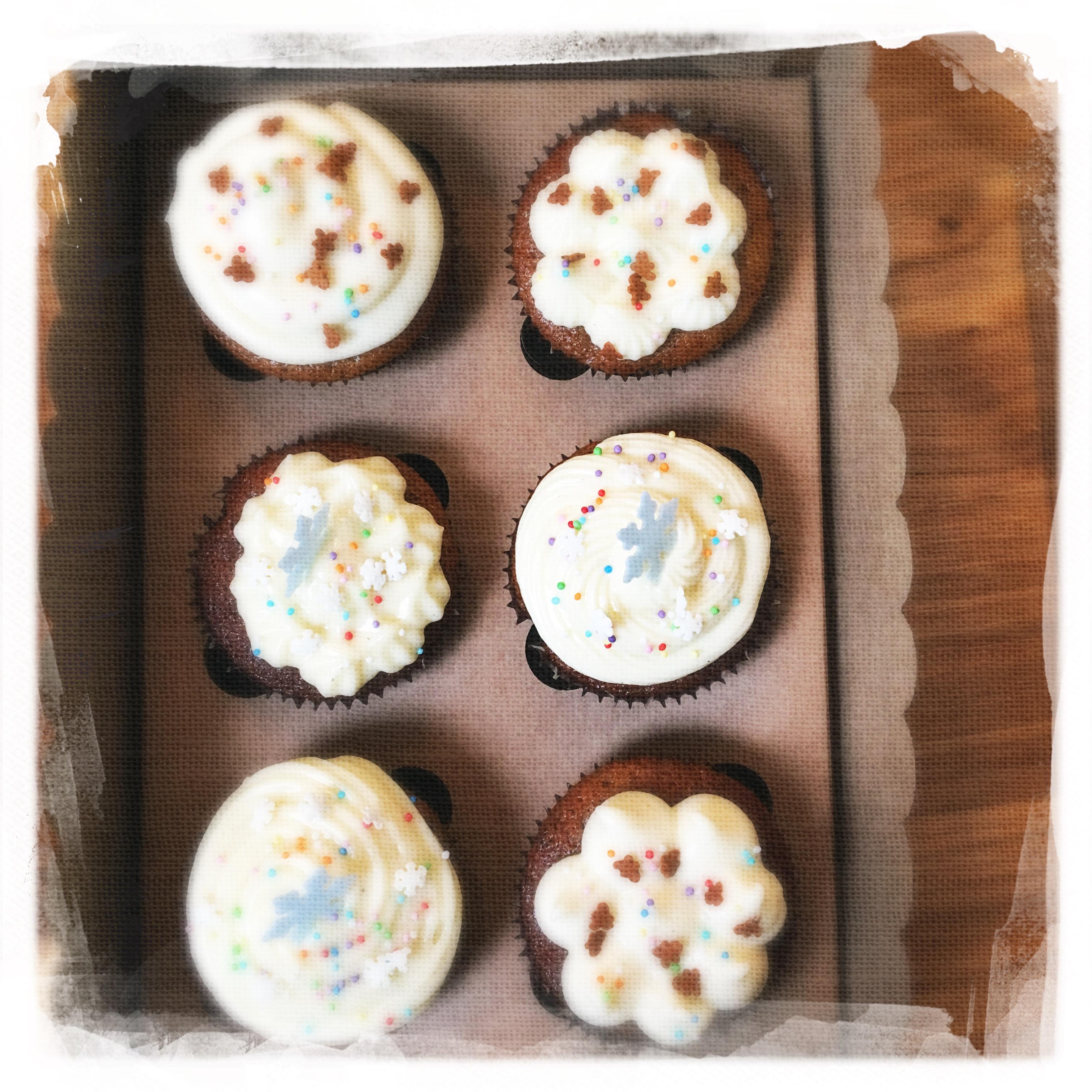 Cours Cupcakes Potiron/... XXIII
