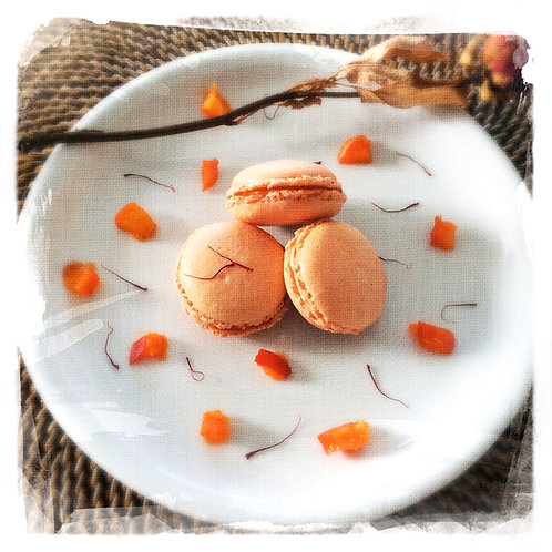 Abricot/Safran