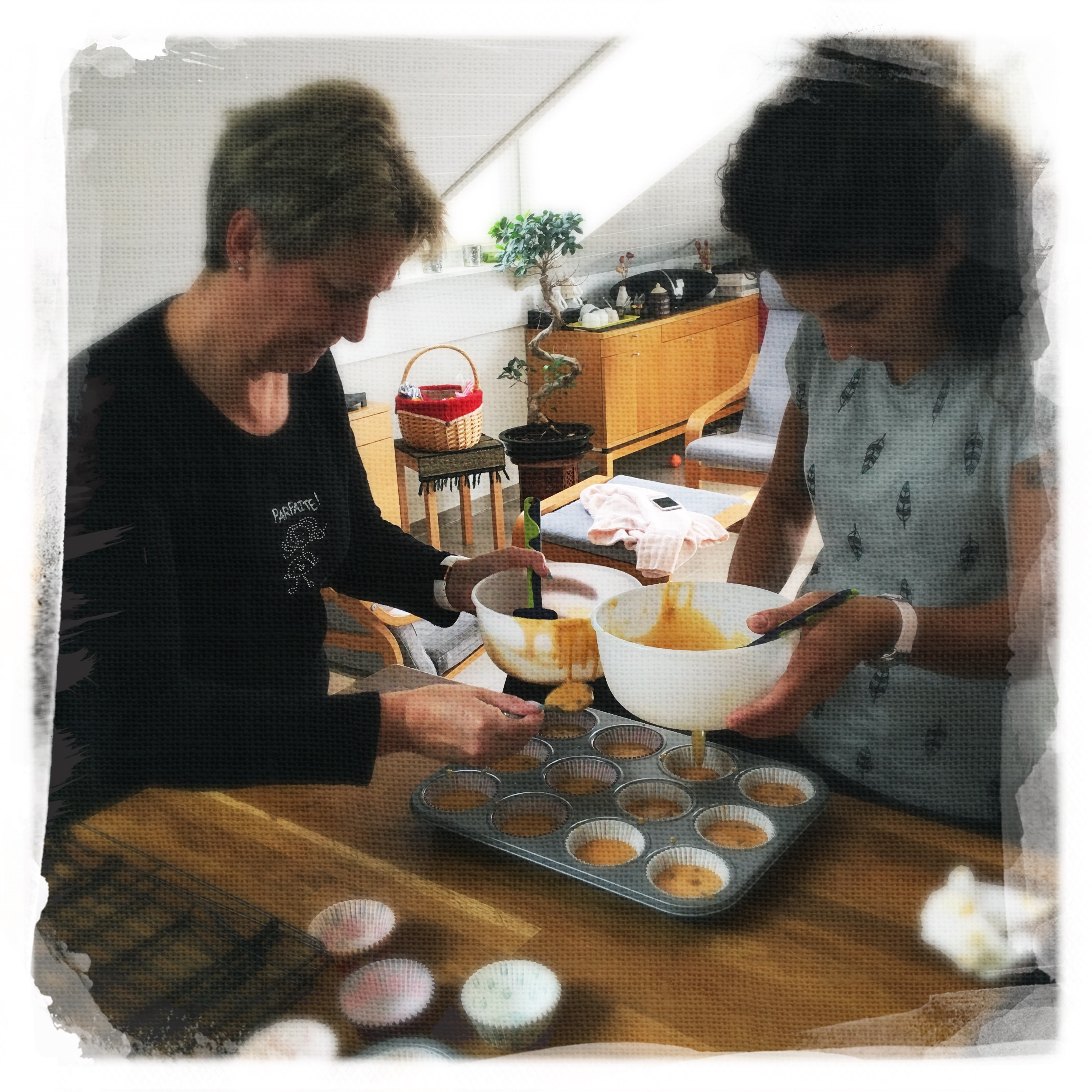 Cupcakes Potiron/Sirop d'érable II
