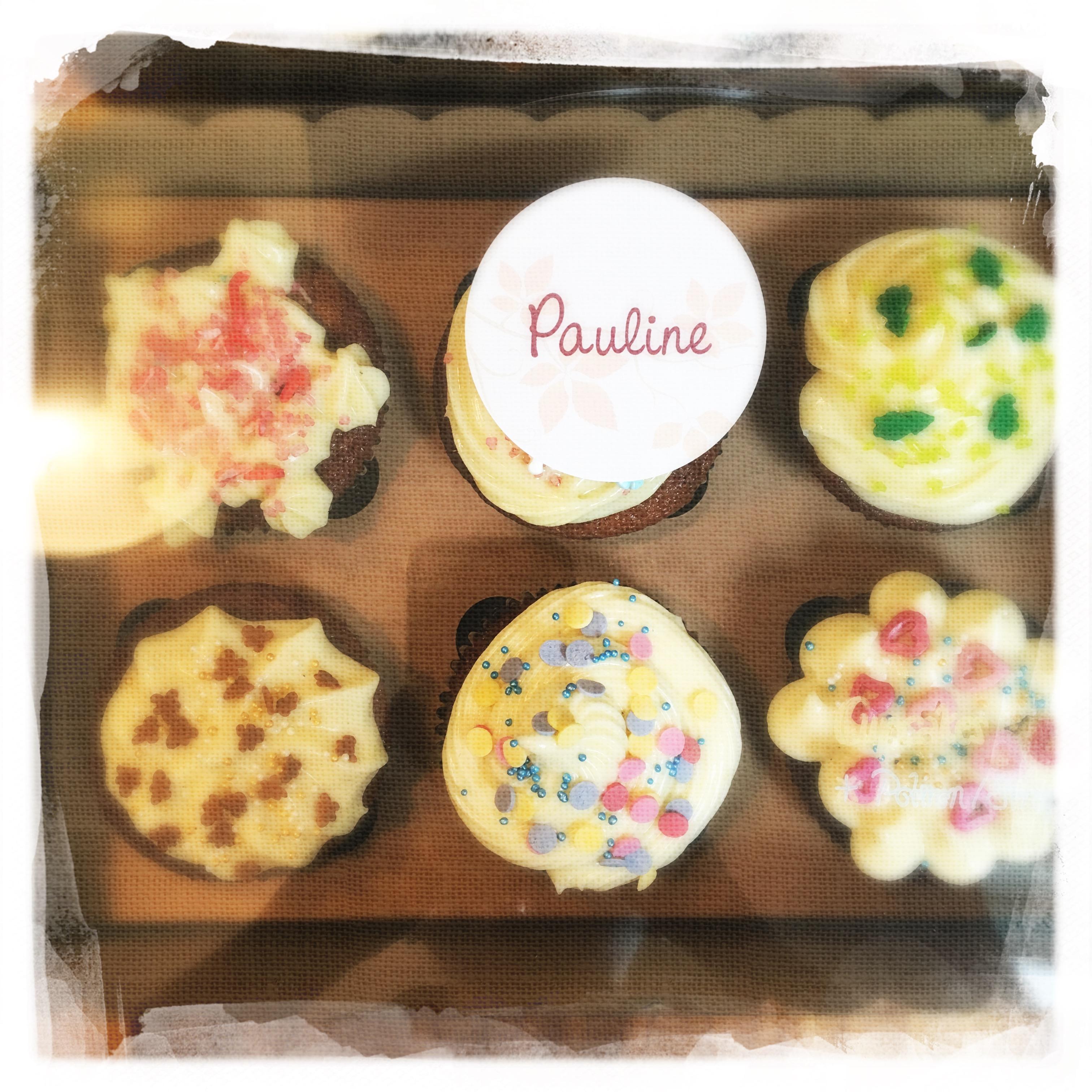Cours Cupcakes Potiron/... XX
