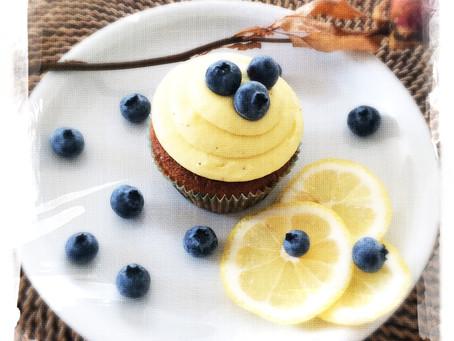 Nouveau: Cupcake du mois d'août!