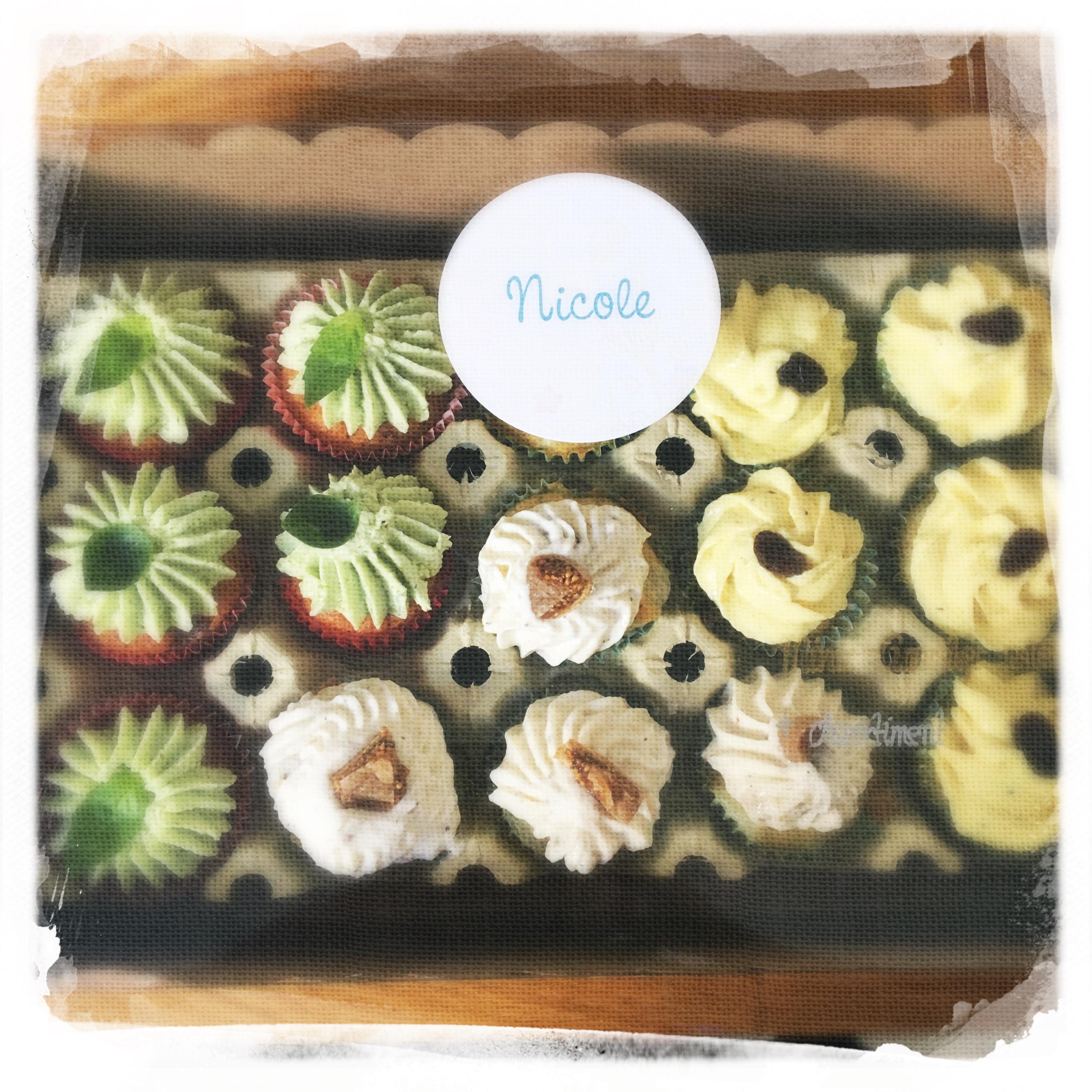 Cours Cupcakes salés XII