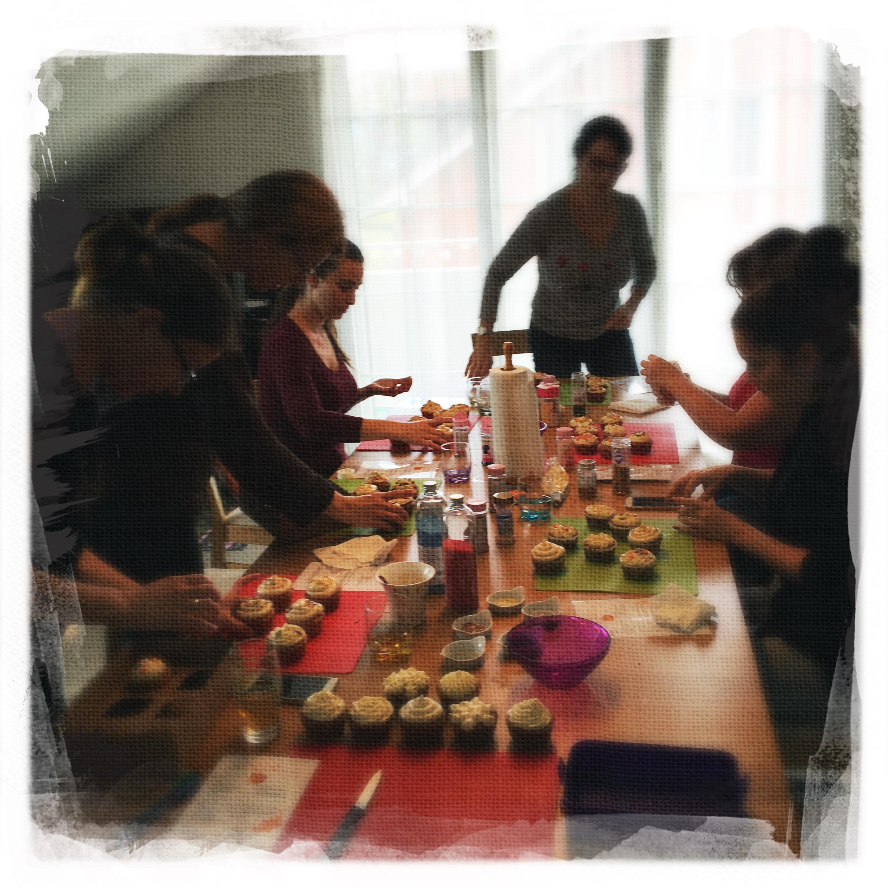 Cupcakes Potiron/Sirop... 2 XIX