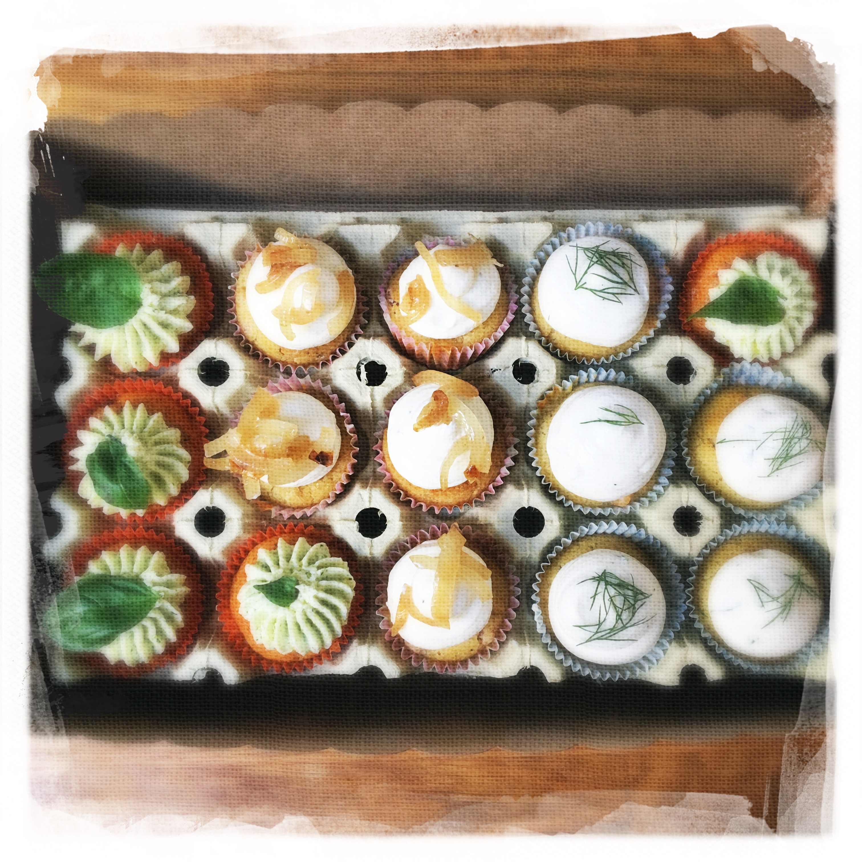 Cours Cupcakes salés 2 XXXV