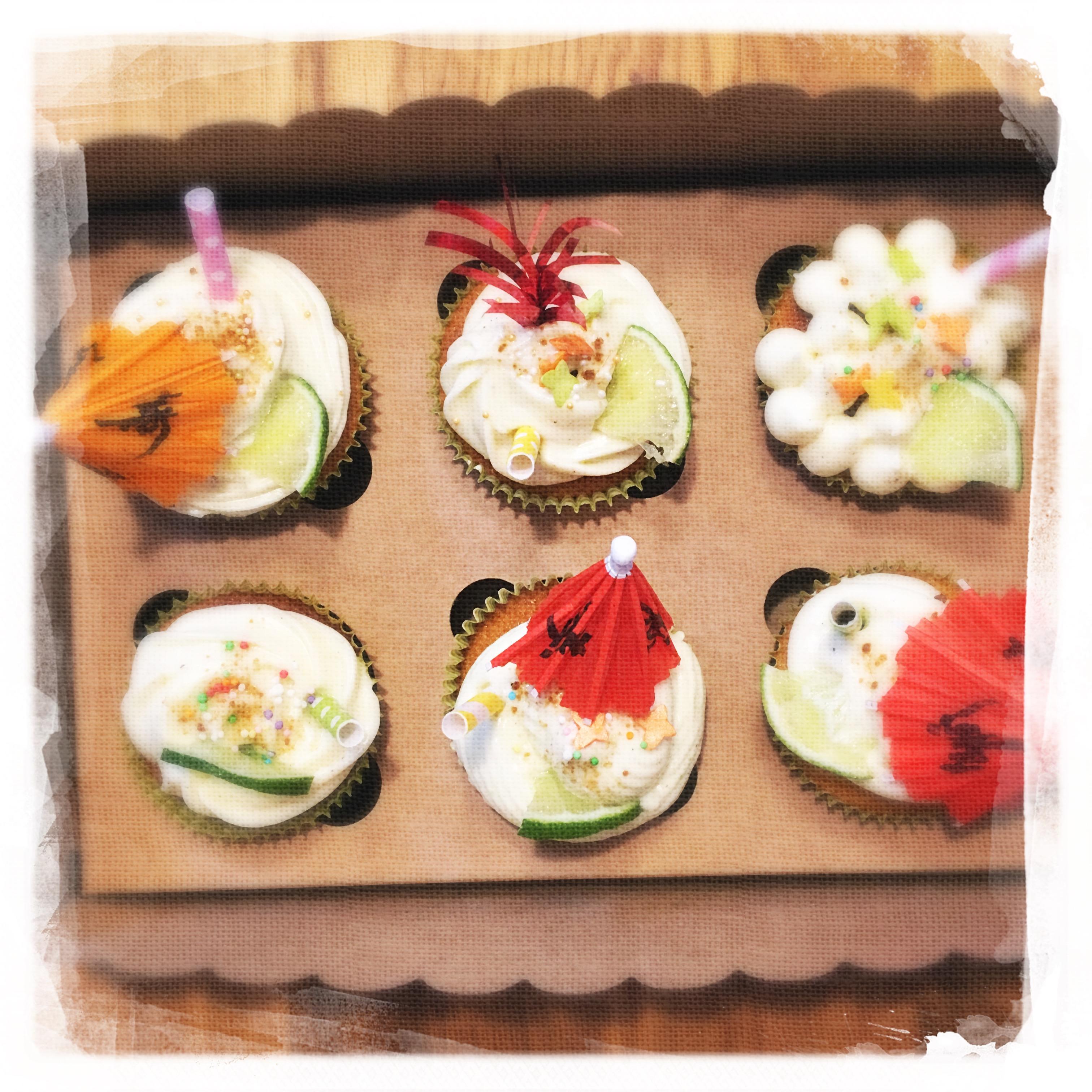 Cours Cupcakes Mojito 2 XIV
