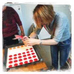 Cours Macarons salés 10
