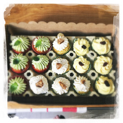 Cours Cupcakes salés XI