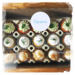 Cours Cupcakes salés 2 XXVII