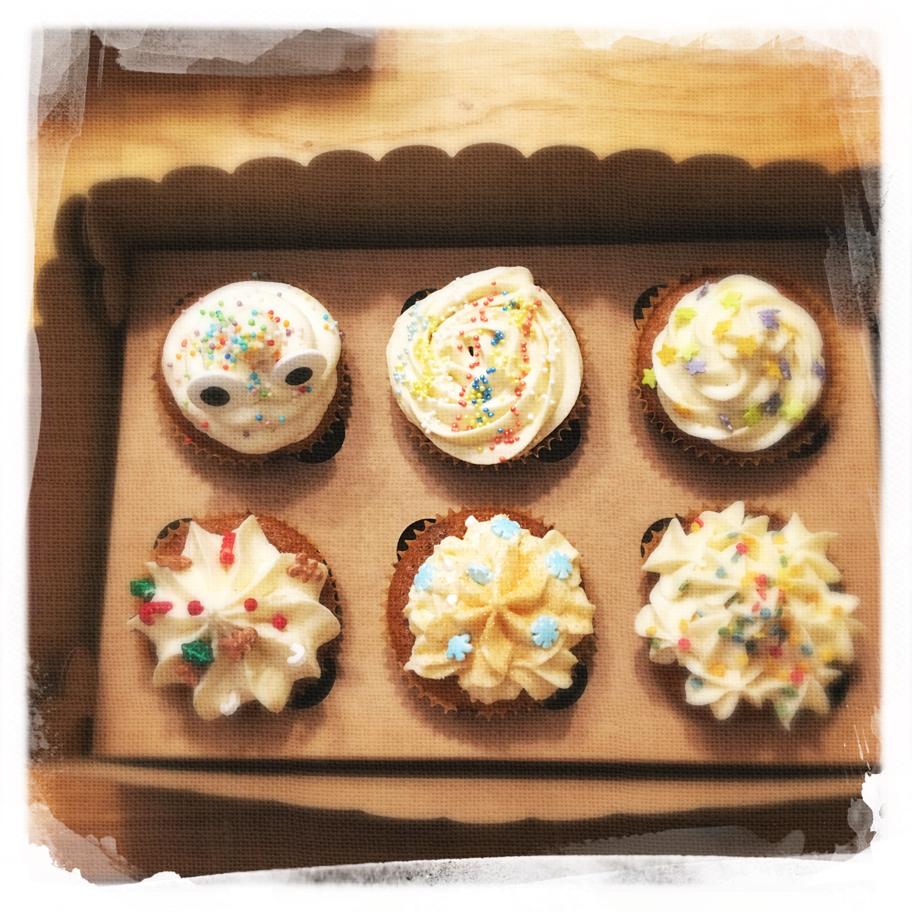 Cours Privé Cupcakes vegan 28