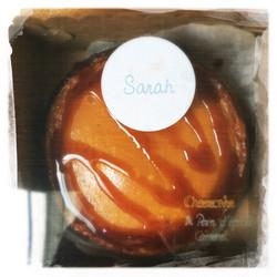 Cours Cheesecake Caramel XI