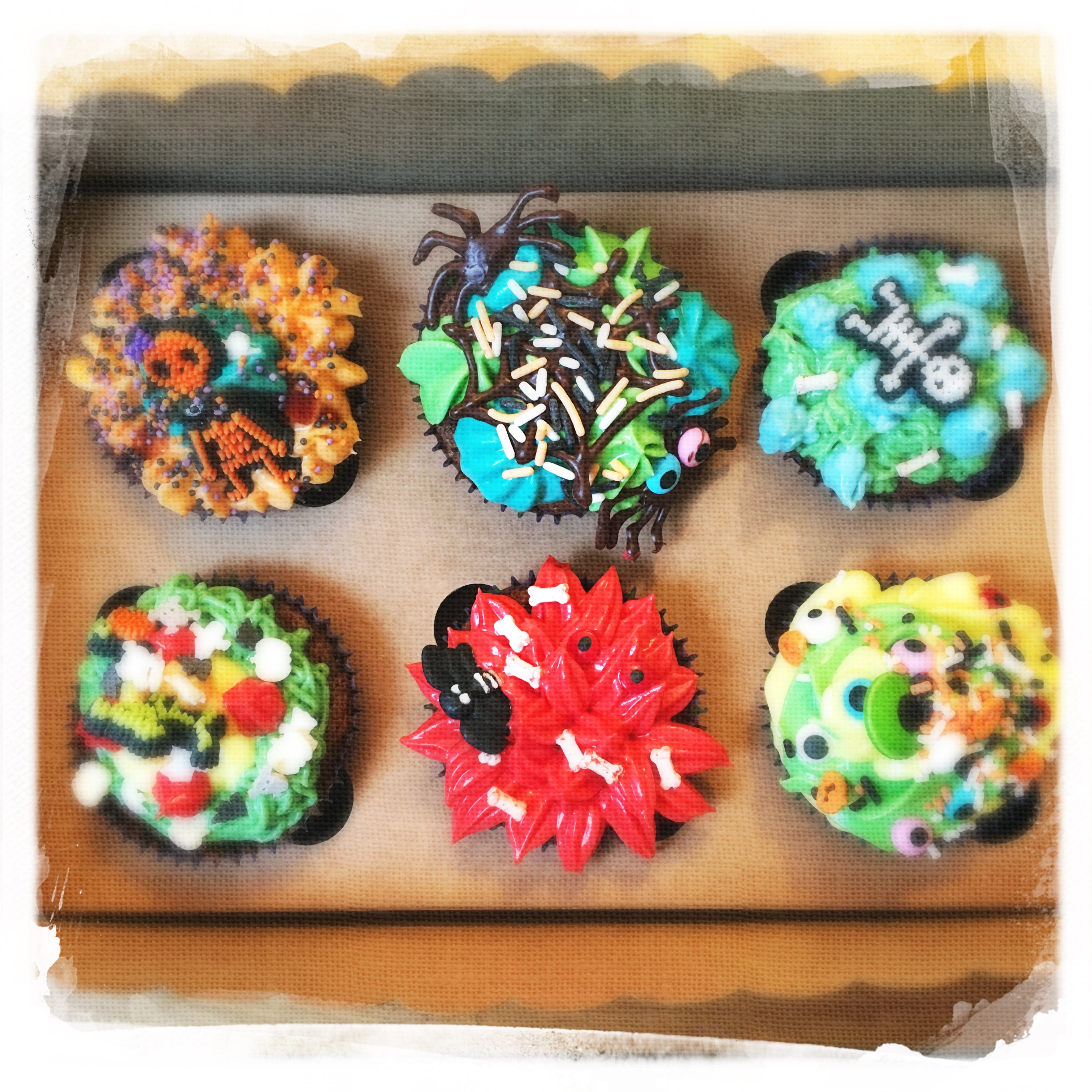 Cupcakes de la Mort XXVI