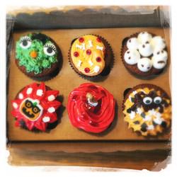 Cours privé Cupcakes Halloween XVIII
