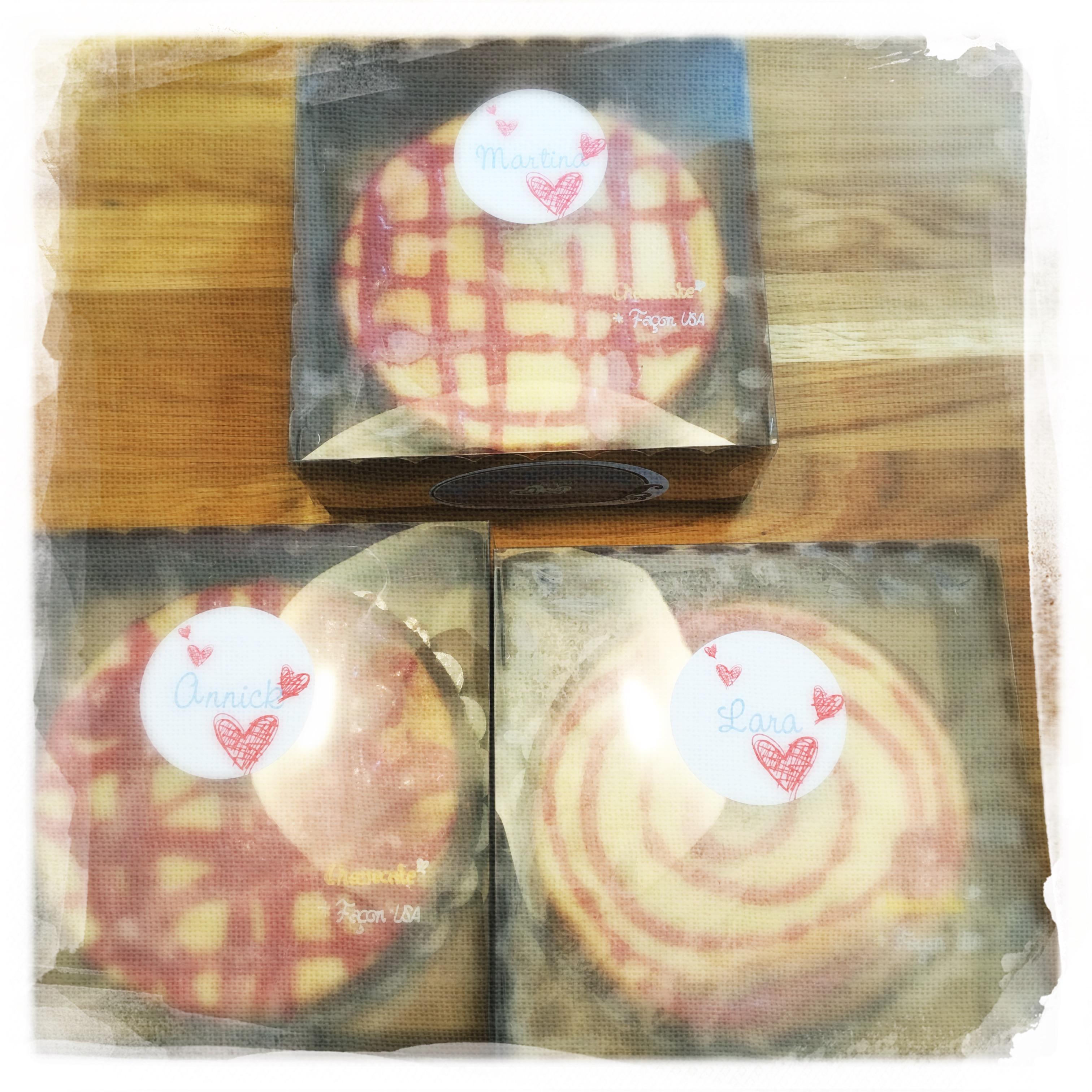 Cours Cheesecake Façon USA '16 VI