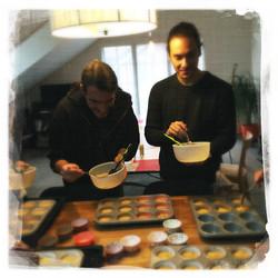 Cours Privé Cupcakes vegan 6