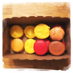 Cours Macarons salés 39
