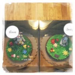 Cours Gâteau de Pâques XII