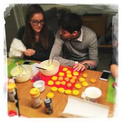 Cours Macarons salés 19