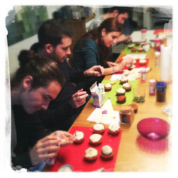 Cours Privé Cupcakes vegan 10
