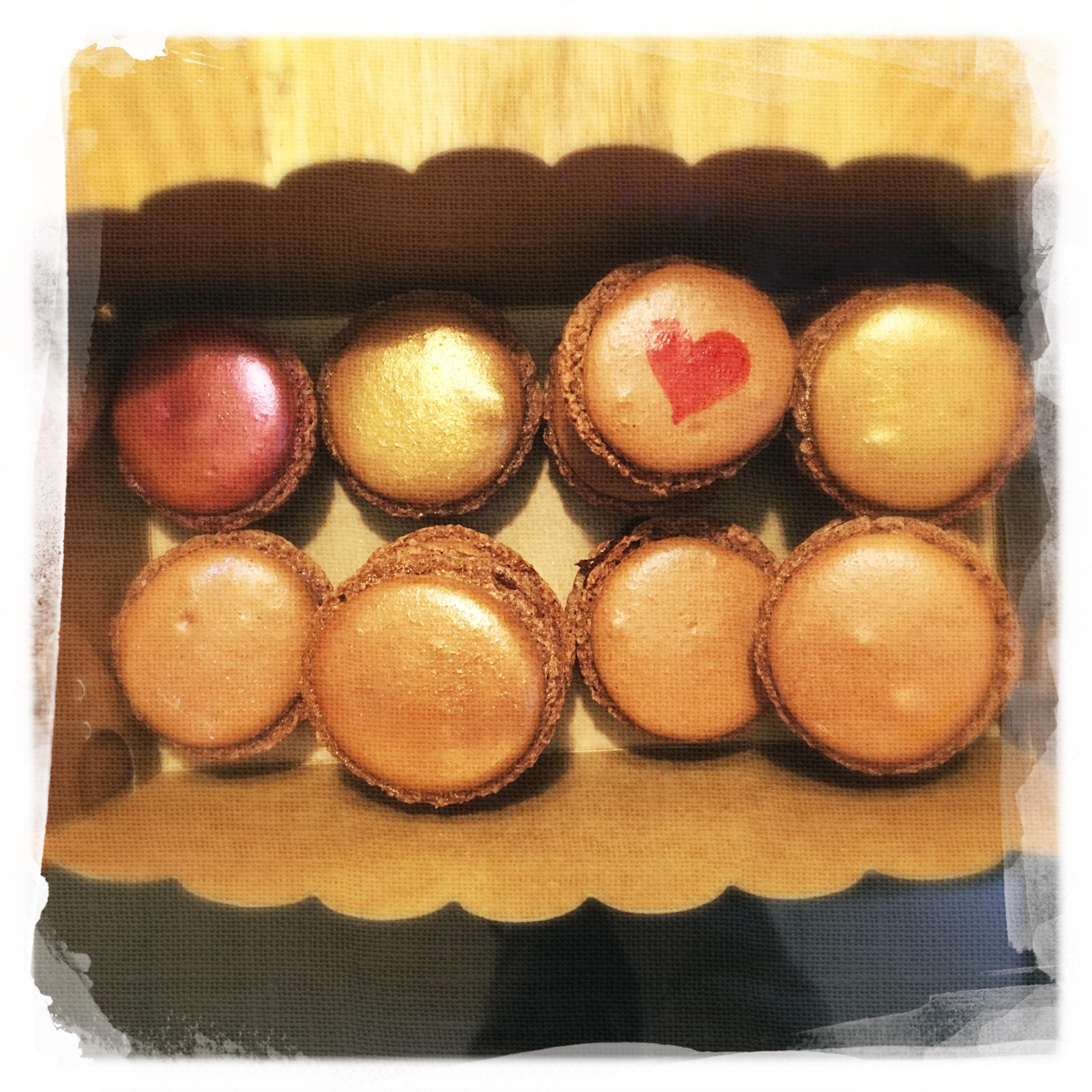Cours Macarons Chocolat 2 XX