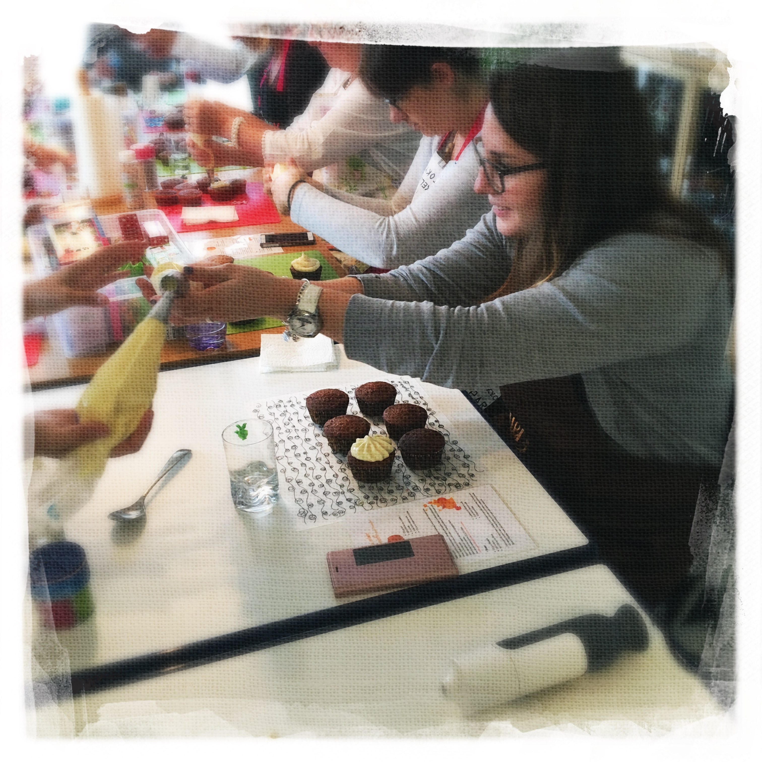 Cours Cupcakes Potiron/... VI