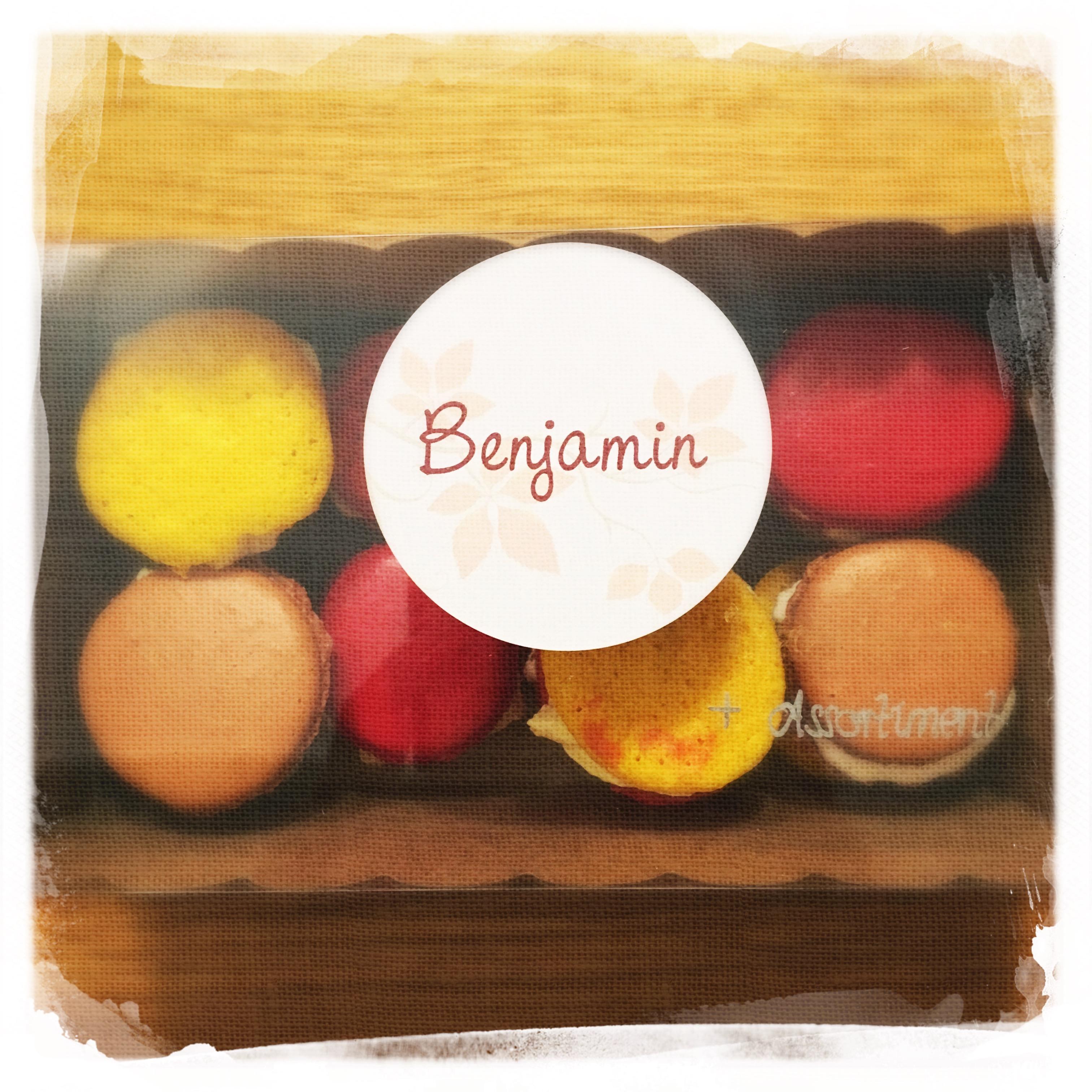 Cours Macarons salés 46