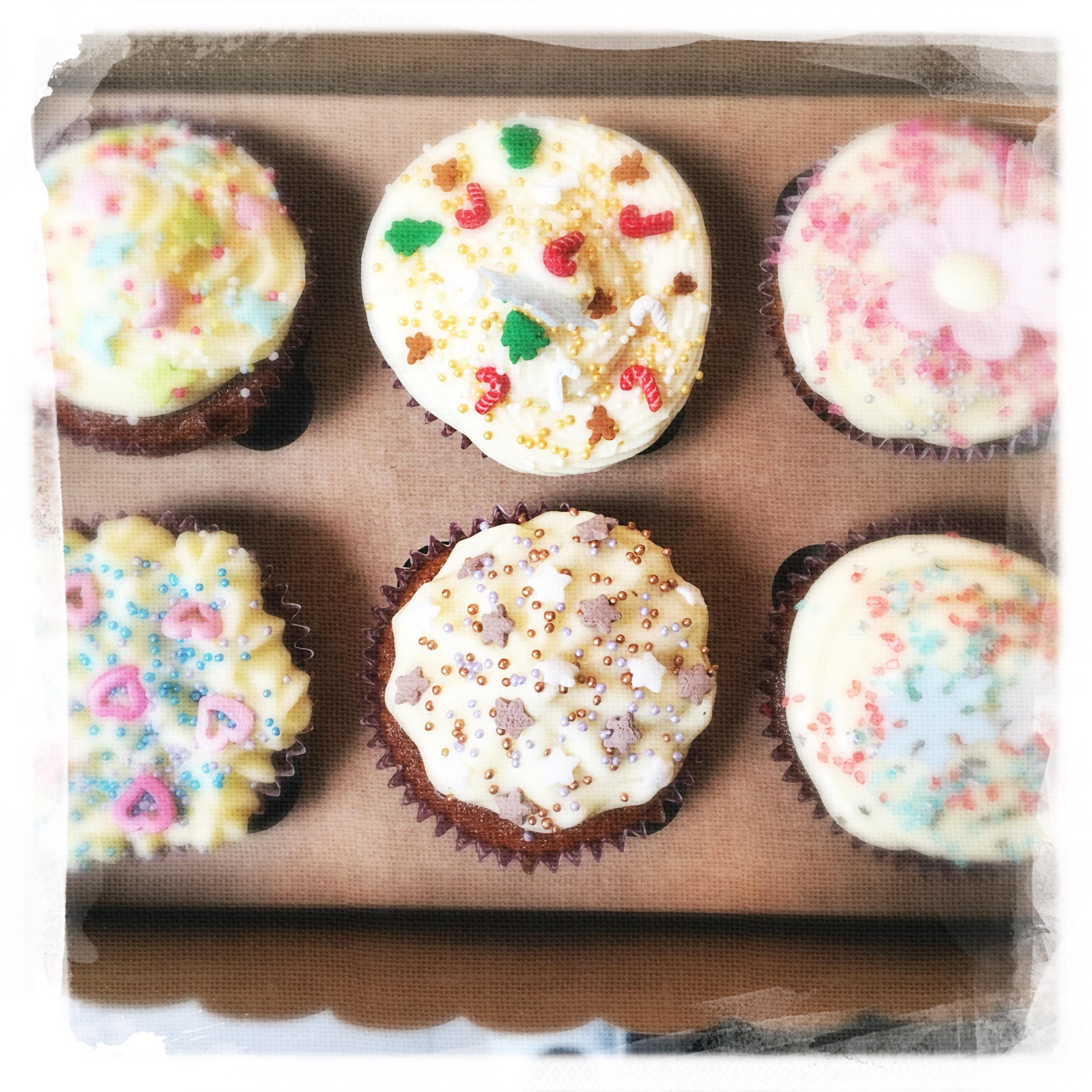 Cours Cupcakes Potiron/... XXIX