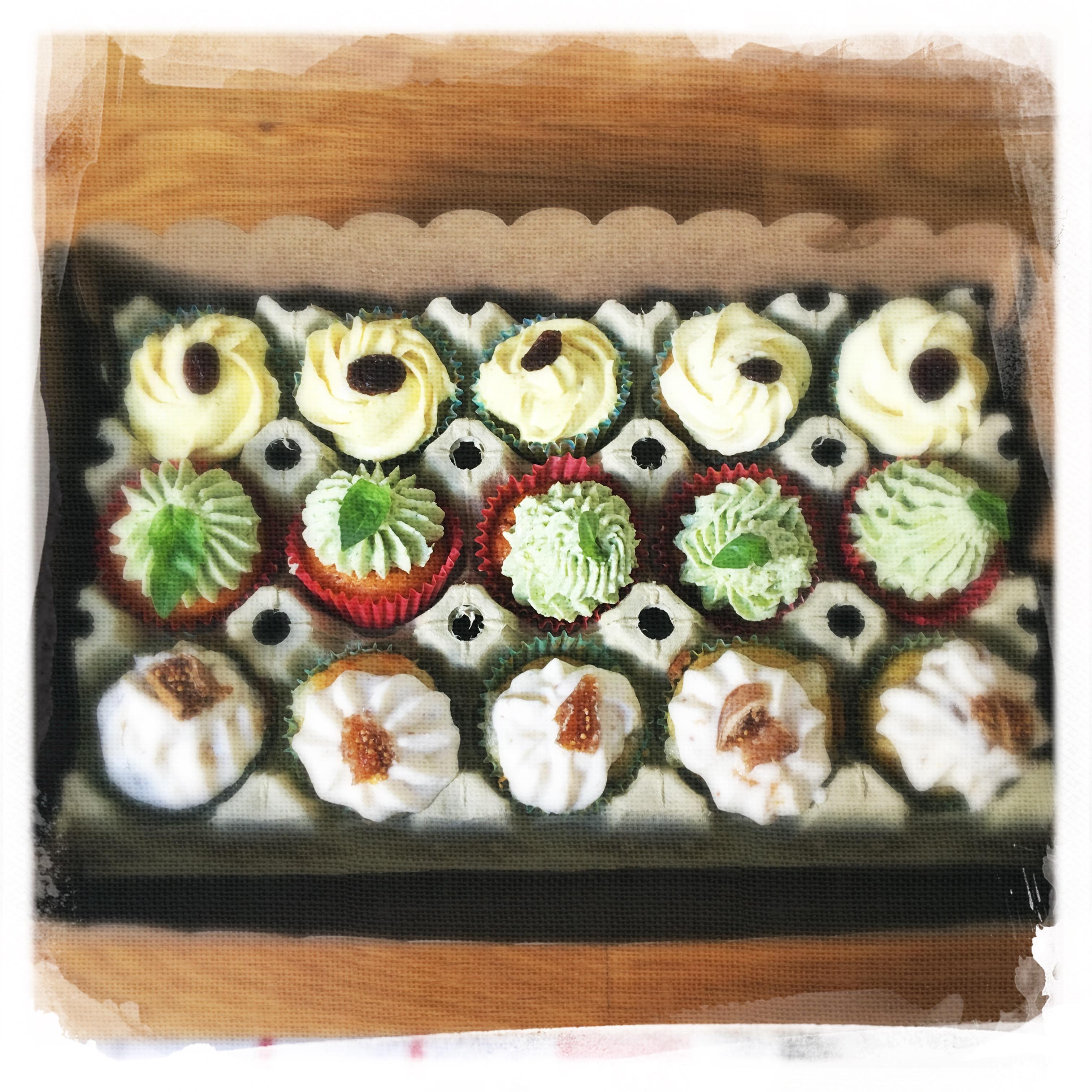 Cours Cupcakes salés IX
