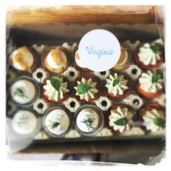 Cours Cupcakes salés 2 XXV