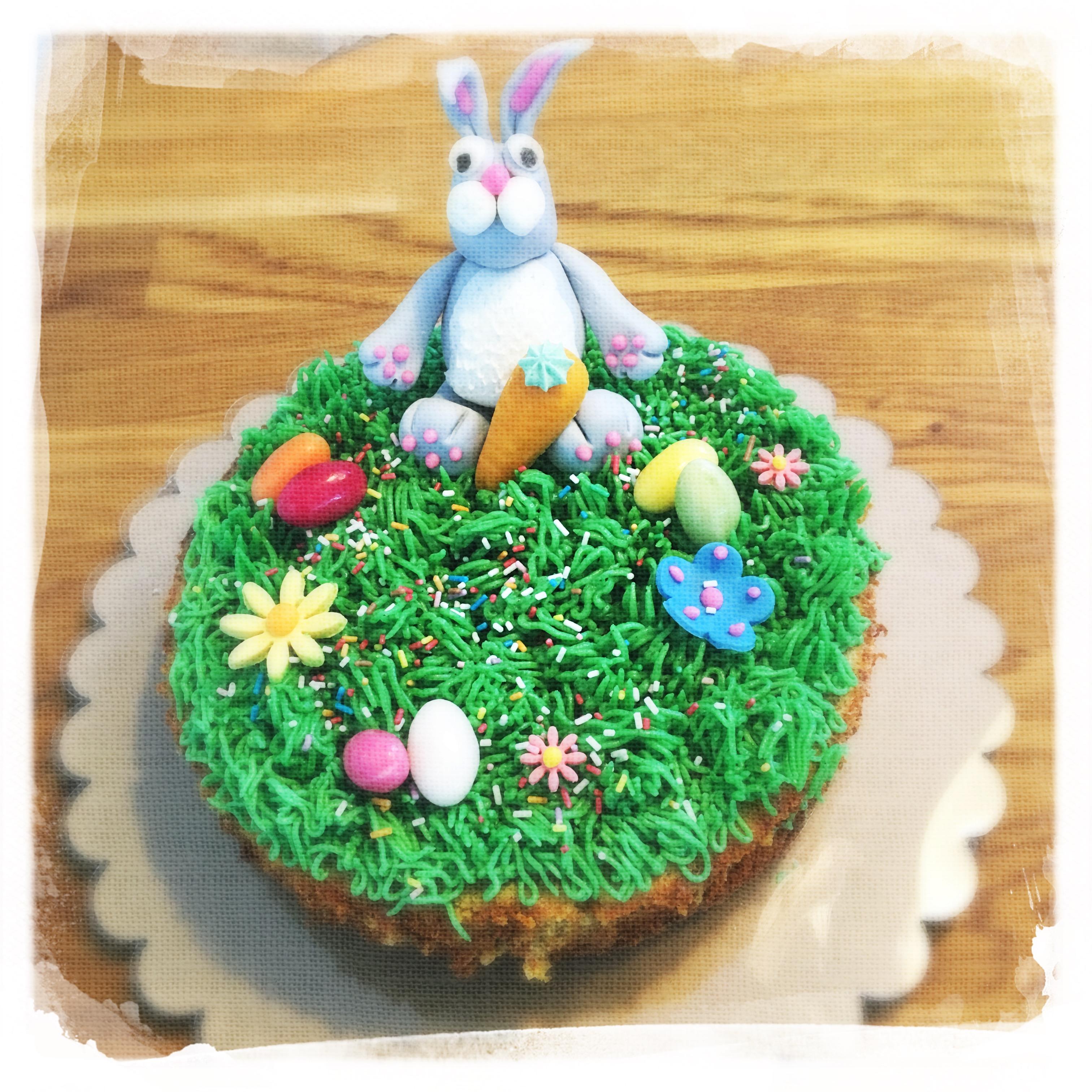 Cours Gâteau de Pâques X