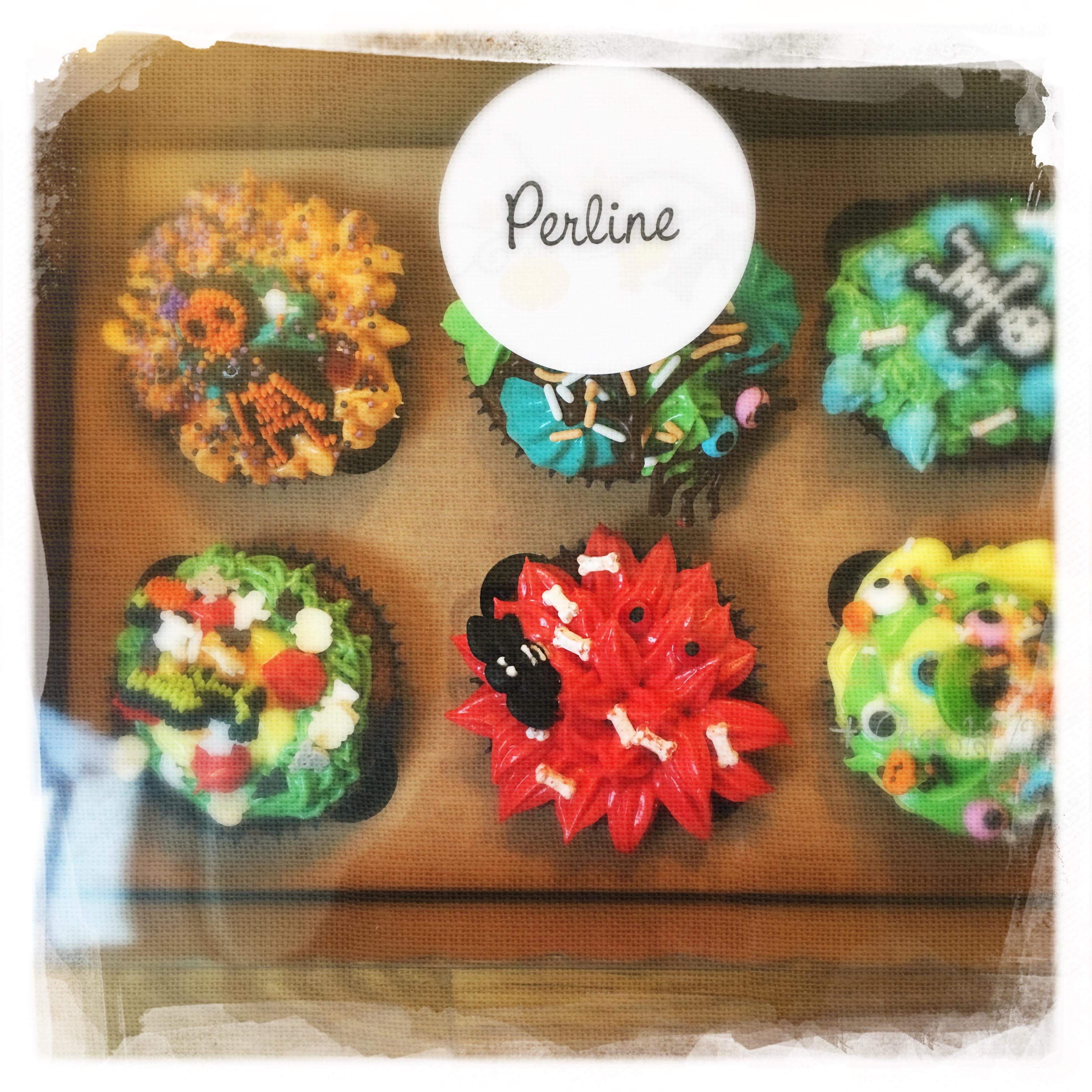 Cupcakes de la Mort XXVII
