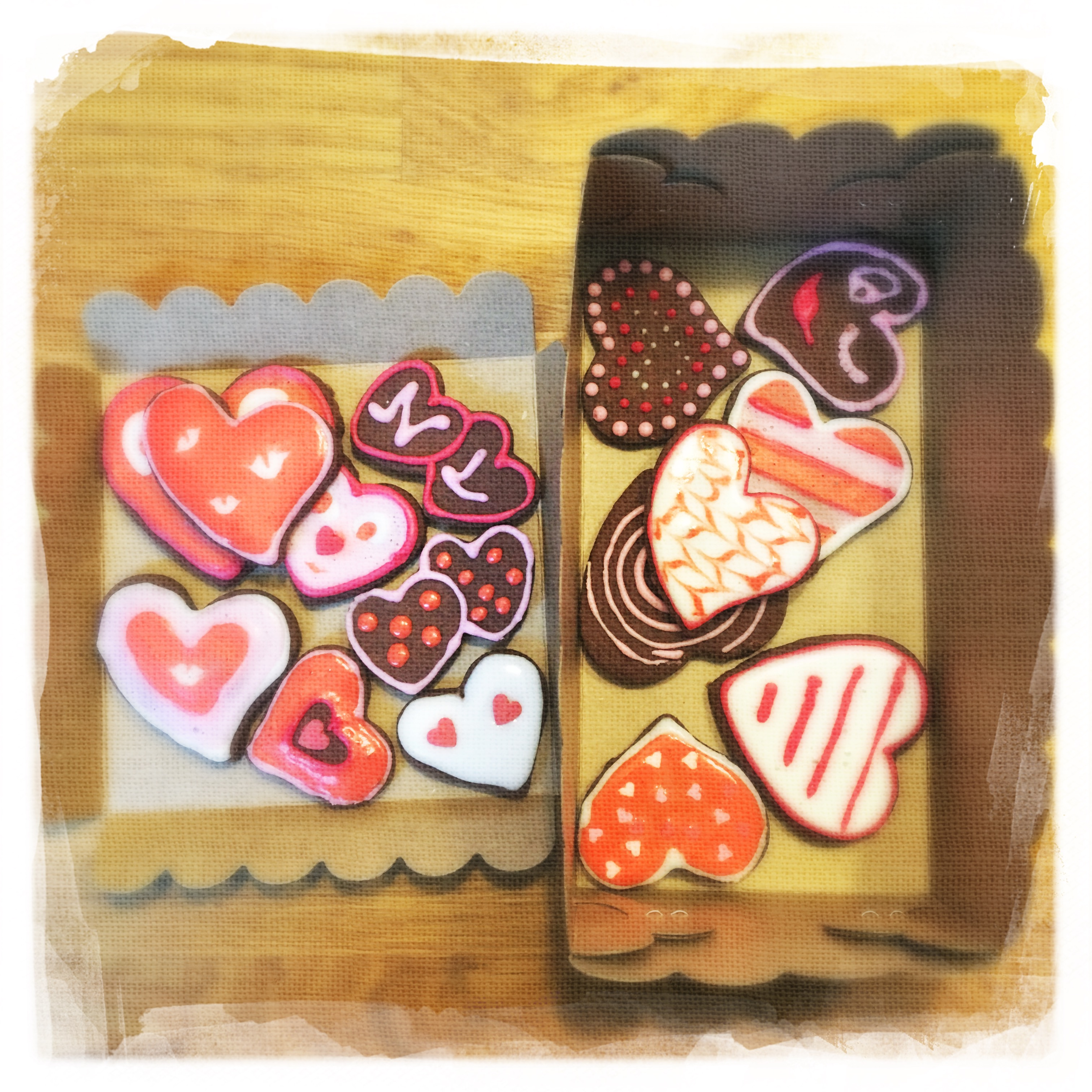 Cours Biscuits d'amour XXIII