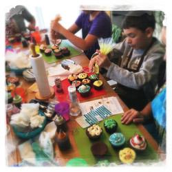 Cours Cupcakes de la Mort VI