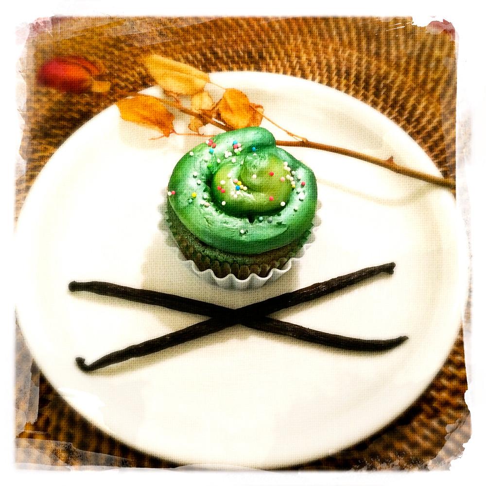 Cupcake Vanille... Vanille