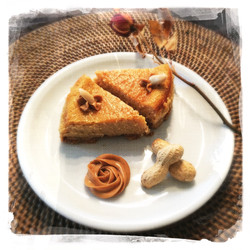 Cheesecake Beurre de cacahuètes
