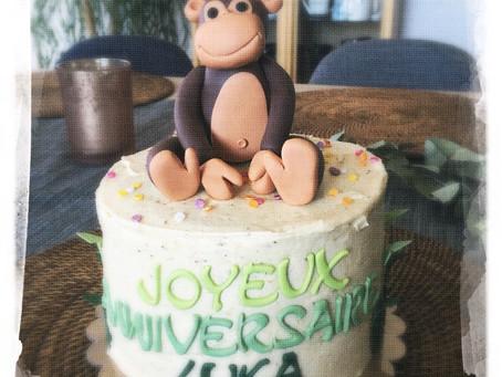 Un singe dans la jungle 🐵