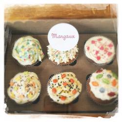 Cupcakes Potiron/Sirop d'érable XXII