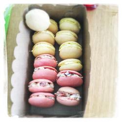 Cours Macarons salés '16 VII