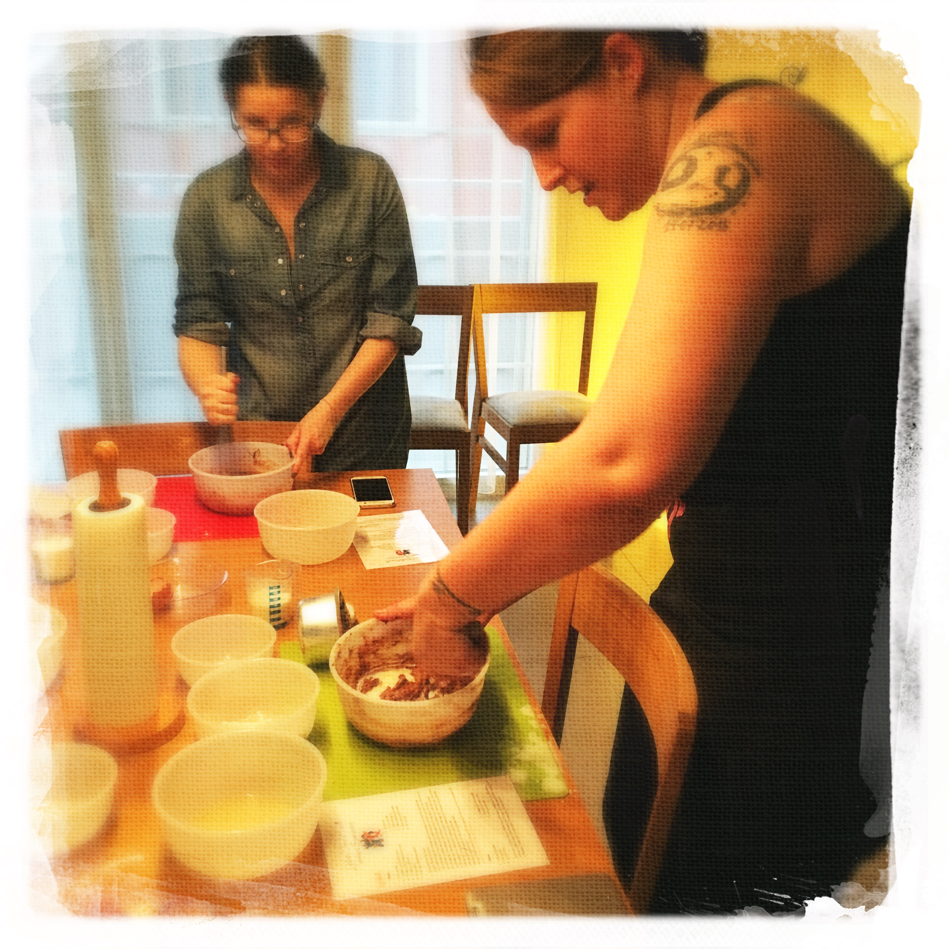 Cours privé Gâteau Stitch II