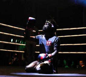 Ronin Muay Thai Fighter, Jalill Barnes' Journey