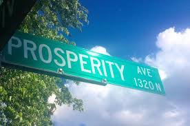 Your Prosperity Report
