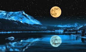 An Erratic Full Moon