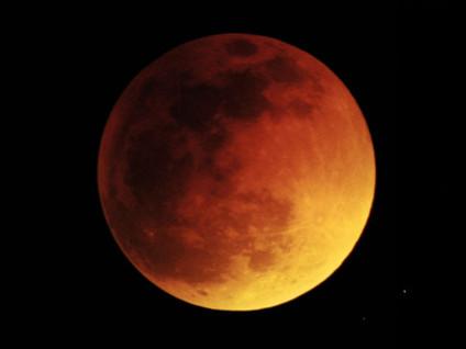 Full Moon Lunar Eclipse Weekend
