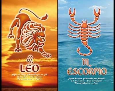 Leo Scorpio
